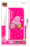 Thumbnail 1 for Body Cover 3DS Type E (Super Mario & Peach - Pink)