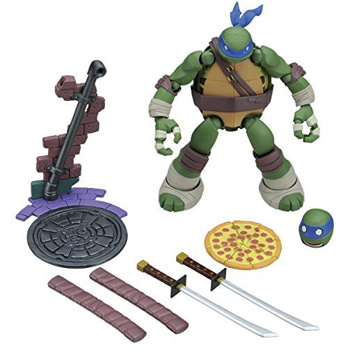 Image 2 for Teenage Mutant Ninja Turtles - Leonardo - Revoltech (Kaiyodo)