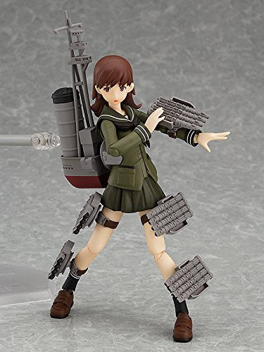 Image 3 for Kantai Collection ~Kan Colle~ - Ooi - Figma #267 (Max Factory)