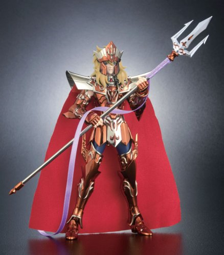 Image 2 for Saint Seiya - Kaiou Poseidon - Saint Cloth Myth - Myth Cloth - OCE - Original Color Edition, Royal Ornament Edition (Bandai)