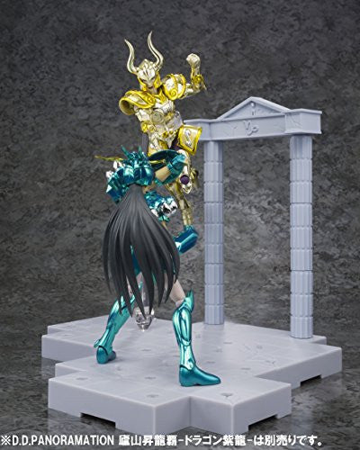 Image 3 for Saint Seiya - Capricorn Shura - D.D. Panoramation - Glittering Excalibur in the Palace of the Rock Goat (Bandai)