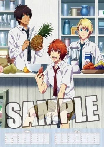 Image 5 for Uta no☆Prince-sama♪ - Maji Love 2000% - Wall Calendar (Broccoli)