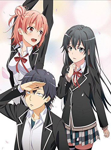 Image 3 for Yahari Game demo Ore no Seishun Love Kome wa machigatteiru Zoku [Limited Edition]