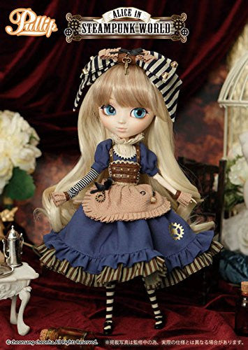 Image 8 for Pullip P-151 - Pullip (Line) - 1/6 - Alice In Steampunk World (Groove)