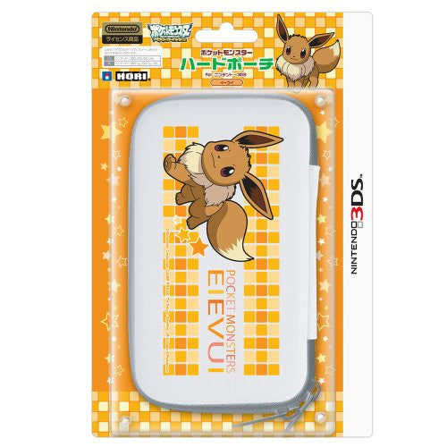 Image 1 for Pokemon Hard Pouch for 3DS (Eievui Version)