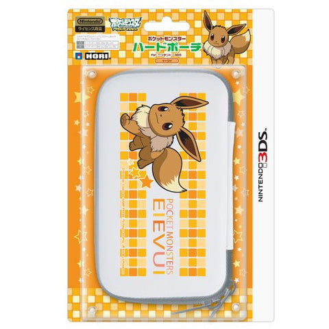 Image for Pokemon Hard Pouch for 3DS (Eievui Version)