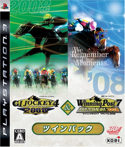 Image for GI Jockey 4 2008 & Winning Post 7 2008 [Twin Pack]