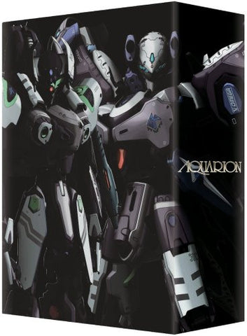 Image for Genesis Of Aquarion DVD Box