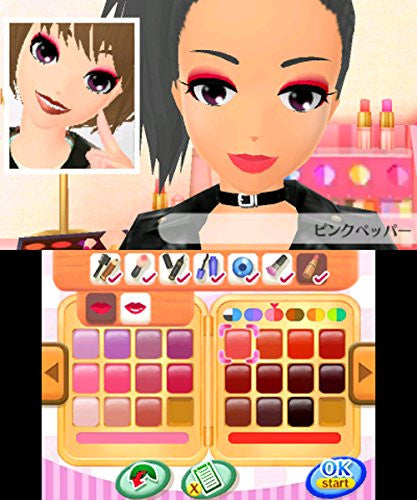 Girls Mode 3 Kirakira Kode