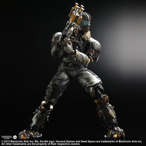 Image 4 for Dead Space 3 - Isaac Clarke - Play Arts Kai (Square Enix)