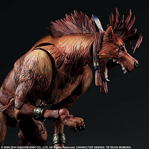 Image 5 for Final Fantasy VII: Advent Children - Red XIII - Play Arts Kai (Square Enix)