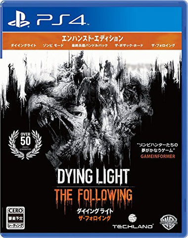 Image for Dying Light: The Following Enhanced Edition