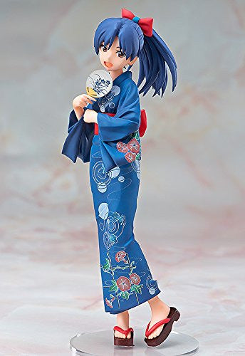 Image 2 for The Idolmaster (TV Animation) - Kisaragi Chihaya - 1/8 - Yukata ver. (FREEing)