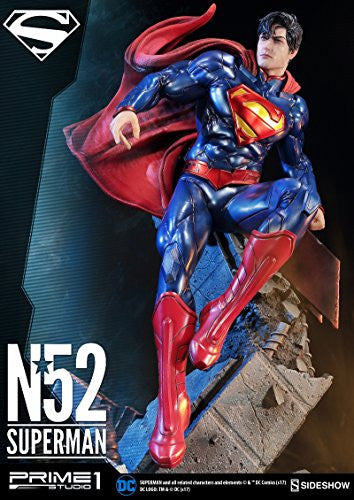 Image 11 for Justice League - Superman - Premium Masterline PMN52-01 - 1/4 - The New52! (Prime 1 Studio, Sideshow Collectibles)