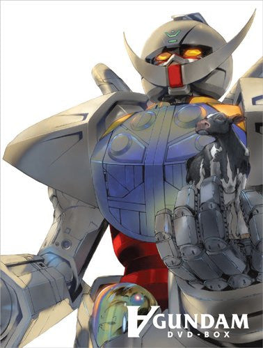 Image 2 for G-Selection Turn A Gundam DVD Box [Limited Edition]