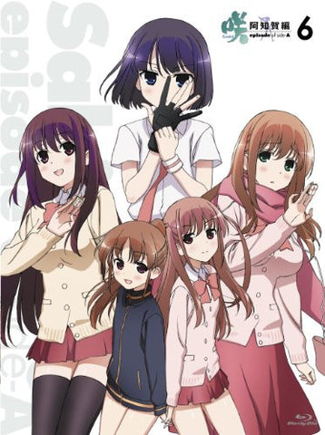 Image for Saki - Achiga Hen Episode Of Side-A Vol.6
