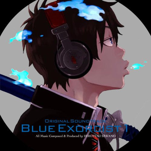 Image 1 for Blue Exorcist Original Soundtrack 1