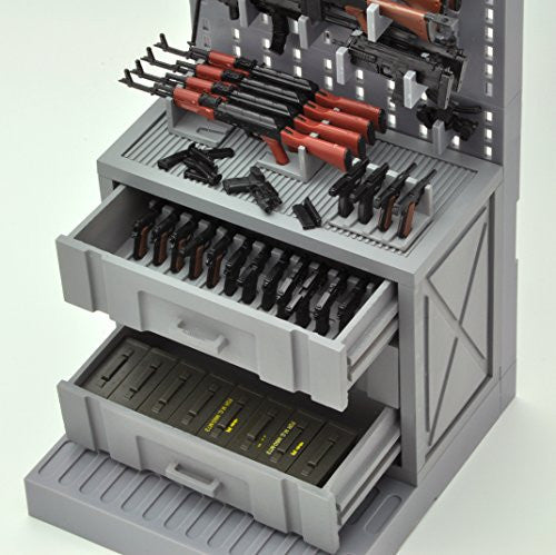 Image 7 for Little Armory LD006 - Gun Rack B - 1/12 (Tomytec)