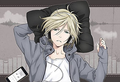 Yuri on Ice - Yuri Plisetsky - Pillow Cover