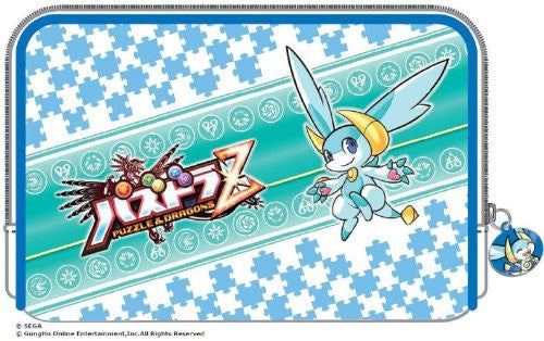 Image 2 for Puzzle & Dragons Z Character Pouch (Syrup)