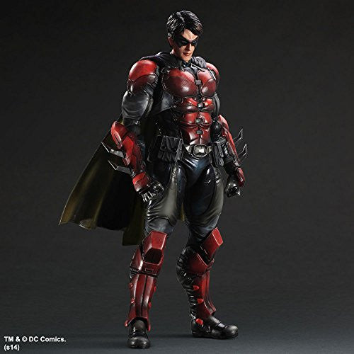 Image 3 for Batman - Batman: Arkham Origins - DC Universe - Robin - Play Arts Kai (Square Enix)