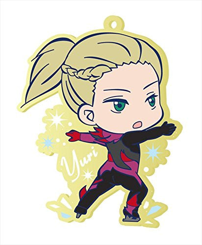 Image 5 for Yuri on Ice Rubber Clip Badge Vol. 2 Box