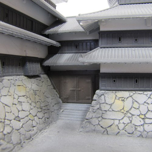 Image 3 for PP022 - National Treasure Matsumoto-jo Castle - 1/200 - 2013 Ver. (PLUM)