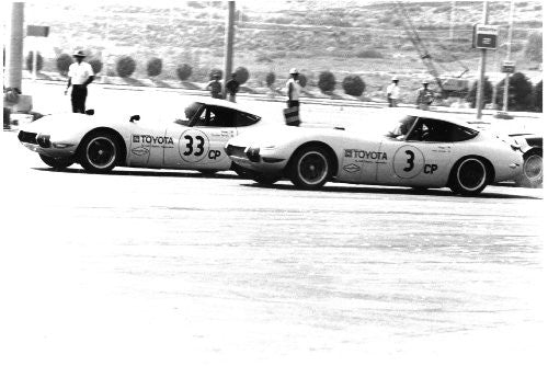 Image 3 for The Toyota 2000 GT Documentary 1965-1970