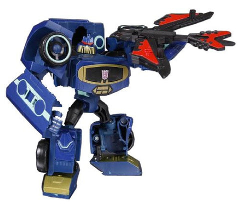 Image for Transformers Animated - Soundwave - TA16 (Takara Tomy)