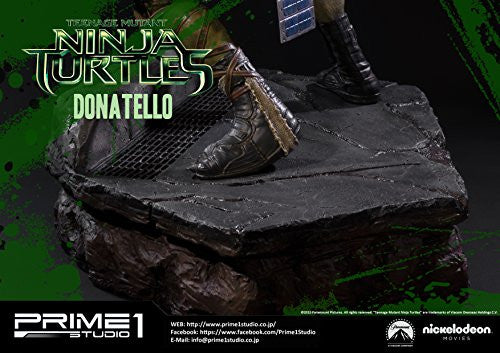 Image 3 for Teenage Mutant Ninja Turtles (2014) - Donatello - Museum Masterline Series MMTMNT-03 - 1/4 (Prime 1 Studio)