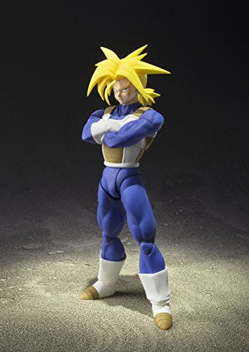 Image 1 for Dragon Ball Z - Future Trunks - Future Trunks SSJ - S.H.Figuarts (Bandai)