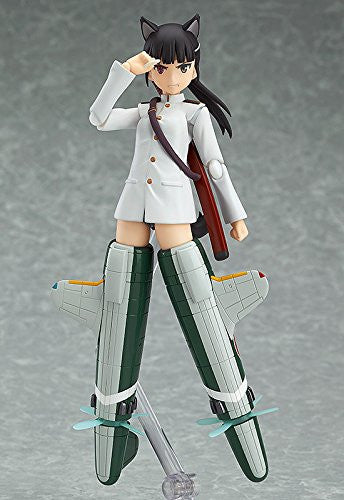 Image 3 for Strike Witches Movie - Sakamoto Mio - Figma #282 (Max Factory)