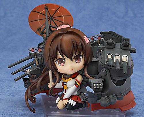 Image 4 for Kantai Collection ~Kan Colle~ - Yamato - Nendoroid #520 (Good Smile Company)