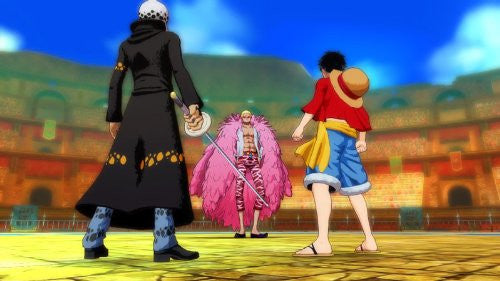 Image 8 for One Piece: Unlimited World R