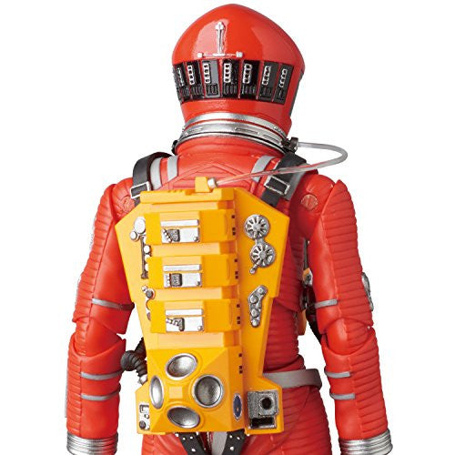 Image 6 for 2001: A Space Odyssey - Mafex No.034 - Space Suit - Orange ver. (Medicom Toy)