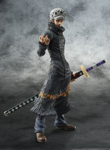 "Image 7 for One Piece - Trafalgar Law - Excellent Model - Portrait Of Pirates ""Sailing Again"" - 1/8 - Timeskip (MegaHouse)"