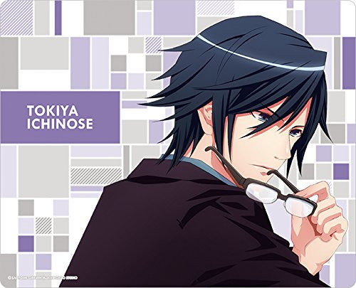 Image 1 for Uta no☆Prince-sama♪ - Ichinose Tokiya - Mousepad - Glasses Ver. (Broccoli)