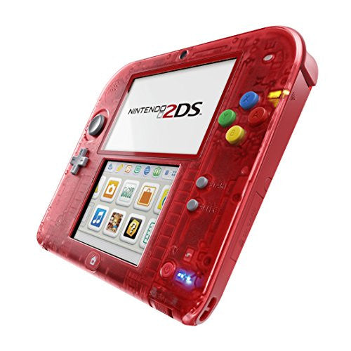 Image 2 for Nintendo 2DS Pokémon Red Limited Edition