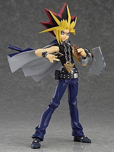 Image 4 for Yu-Gi-Oh! Duel Monsters - Yami Yuugi - Figma #276 (Max Factory)