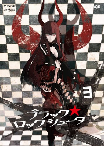 Image for Black Rock Shooter Vol.3