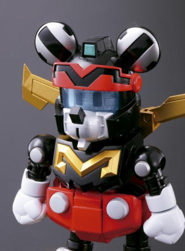 Image 10 for Disney - Daisy Duck - Donald Duck - Goofy - Mickey Mouse - Pluto - Chogokin - Chou Gattai King Robo Mickey & Friends (Bandai)
