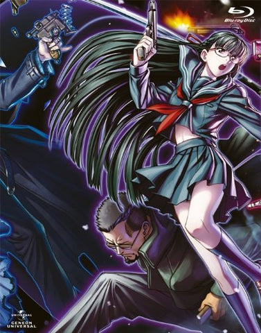 Image for Black Lagoon The Second Barrage Blu-ray 007 Tokyo War