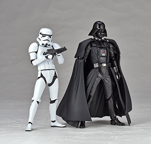 Image 10 for Star Wars - Stormtrooper - Revoltech - Star Wars: Revo No.002 (Kaiyodo)