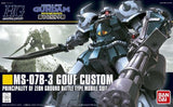 Thumbnail 3 for Kidou Senshi Gundam: Dai 08 MS Shotai - MS-07B-3 Gouf Custom - HGUC #117 - 1/144 (Bandai)