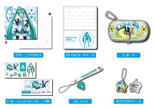 Image 2 for Hatsune Miku -Project DIVA- f (Accessory Set)