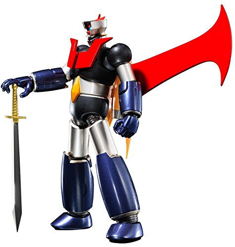 Image 1 for Mazinger Z - Super Robot Chogokin - ~Iron (Kurogane) Finish~ (Bandai)