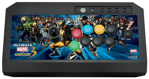 Image for Ultimate Marvel vs. Capcom 3 Fighting Stick