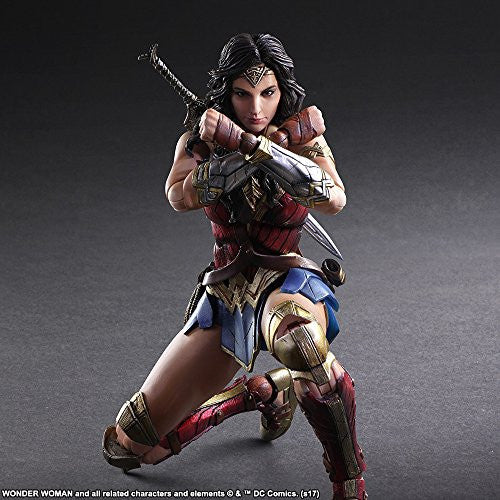 Image 3 for Wonder Woman - Play Arts Kai (Square Enix)