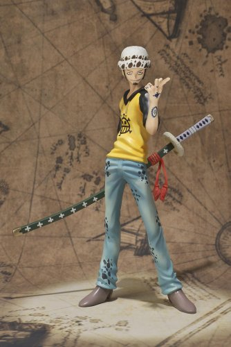 Image 2 for One Piece - Trafalgar Law - Figuarts ZERO (Bandai)