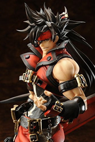 Image 4 for Guilty Gear Xrd -SIGN- - Sol Badguy - 1/8 (Embrace Japan)